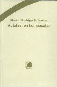 AUTOTEST EN HOMEOPATÍA