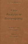 Case analysis in Homeopathy. Strategies and techniques. Theory. Cases studies.