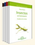 Colección arañas, insectos, serpientes y aves en Homeopatía