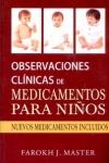 OBSERVACIONES CLÍNICAS DE MEDICAMENTOS PARA NIÑOS