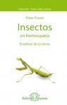 Insectos en homeopatía