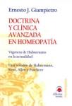 Doctrina y Clínica Avanzada en Homeopatía