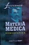 LECCIONES DE MATERIA MÉDICA HOMEOPÁTICA. 1Vol