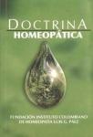 DOCTRINA HOMEOPÁTICA