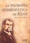 LA FILOSOFÍA HOMEOPÁTICA DE KENT.