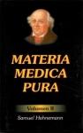 MATERIA MEDICA PURA. 2 VOL.
