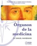 ÒRGANON DE LA MEDICINA. Ed. CATALANA