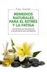 Remedios Naturales para el Estrés y la Fatiga